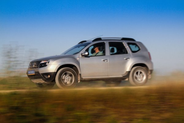 новый Renault Duster
