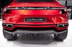 Lamborghini Urus 2017