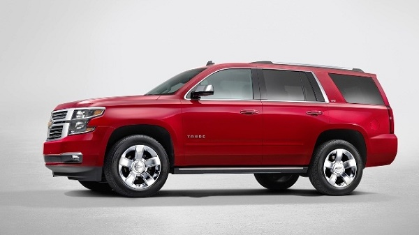Технические характеристики Chevrolet Tahoe 2015 2016 года