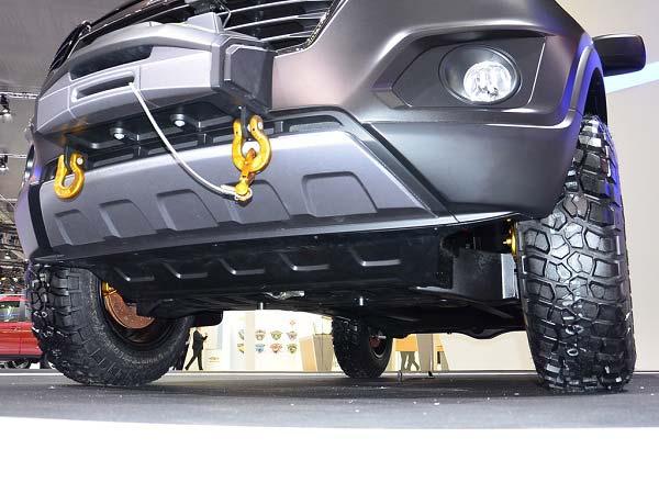 концепт Chevrolet Niva 2015