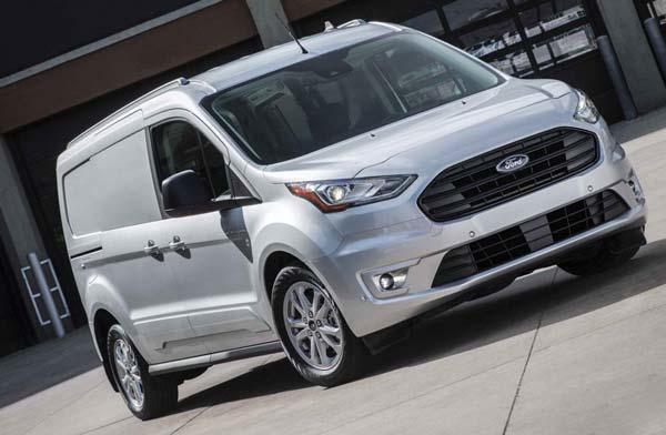 форд транзит коннект 2020 года