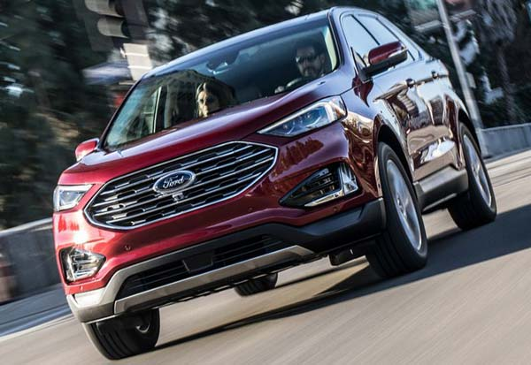 фото ford edge 2020