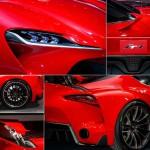 Новая Тойота Супра 2017 2018 года: фото, цена в России и характеристики