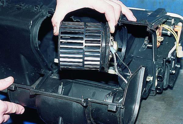 не работает печка ВАЗ 2110