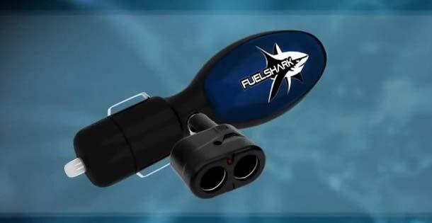 прибор fuel shark - устройство