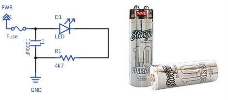 электрическая схема прибора фул шарк