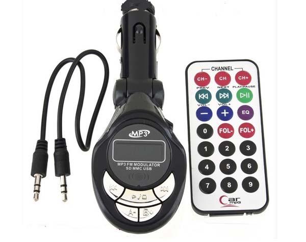 автомобильный FM-трансмиттер