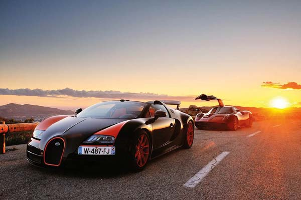 bugatti veyron 16.4 Supersport 2018 года