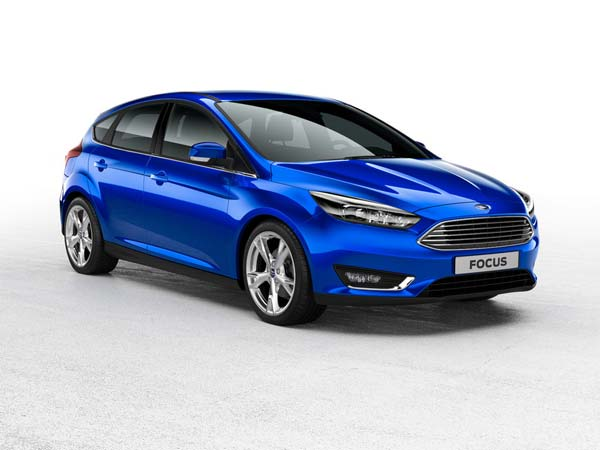 ford focus 2017 года