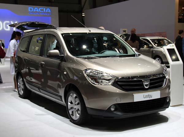 dacia lodgy 2015 года