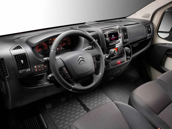 фото citroen jumper 2020
