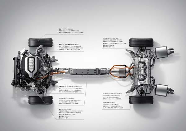 шасси и двигатель