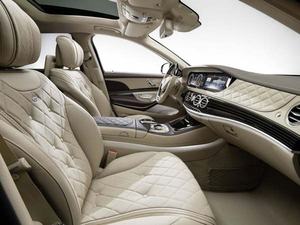 фото mercedes maybach s class 2022