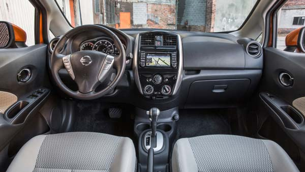 фото nissan note 2020