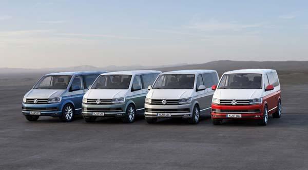 отзывы о Volkswagen multivan t6