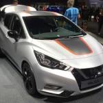 Обновленная Nissan Micra