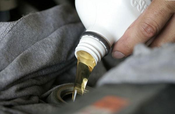 какое масло заливать в дизельный двигатель Фольксваген транспортер