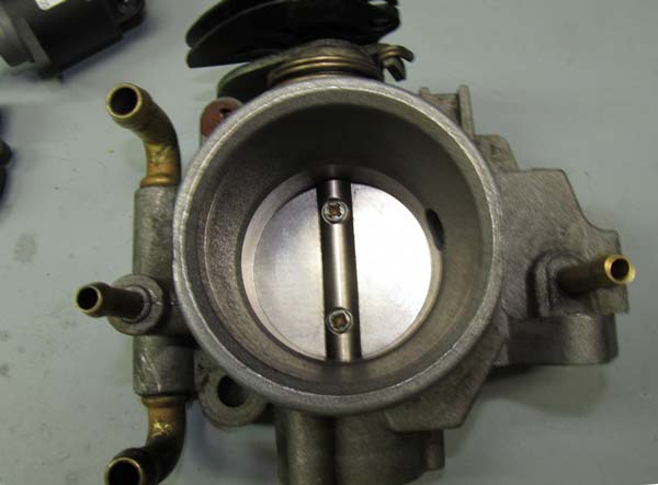 на прогретом двигателе ваз 2110 2114