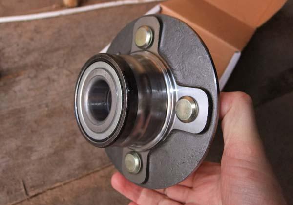 ступица колеса на ваз 2109