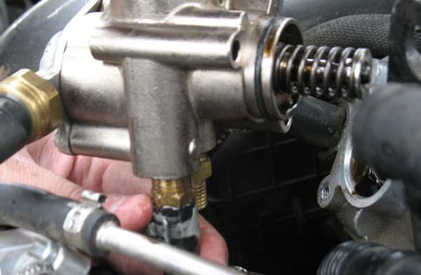 устройство топливного насоса высокого давления дизельного двигателя