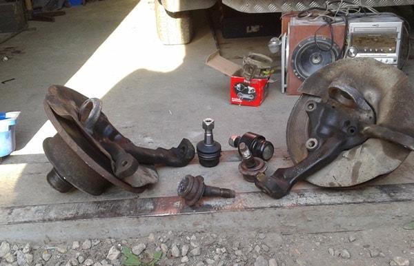 форд фокус 2 схема ремонта