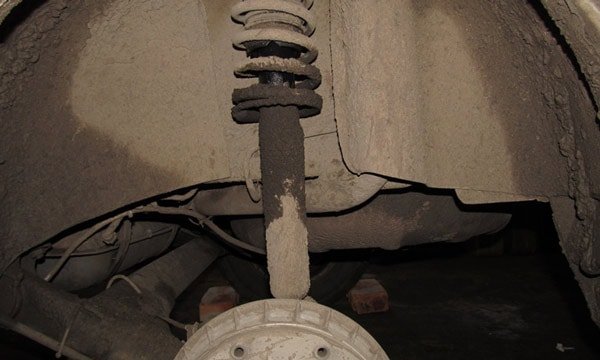 ремонт задней подвески форд фокус 2