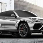 Lamborghini Urus 2017 2018: фото цена в рублях России технические характеристики
