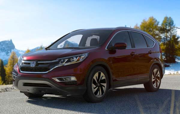 джип внедорожник хонда 2017 2018