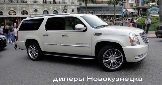 официальные дилеры в новокузнецке