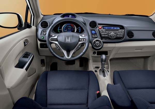 новый honda insight 2018