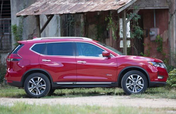 Nissan X-Trail 2018 цена, комплектация, новый кузов