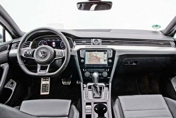 New Фольксваген Пассат 2017 2018: новый кузов комплектации ...