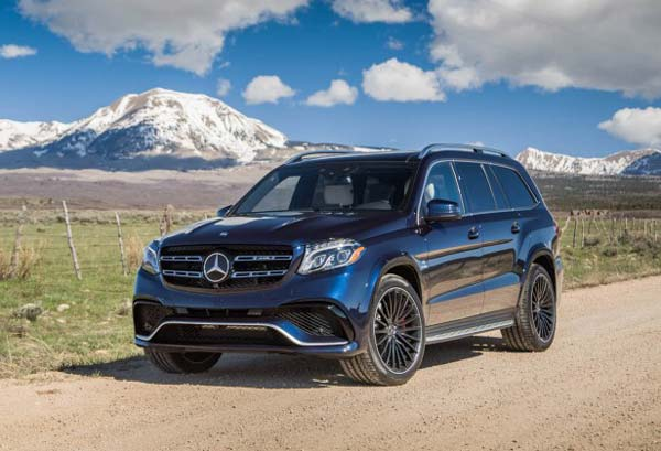 mercedes benz gl класс 2019