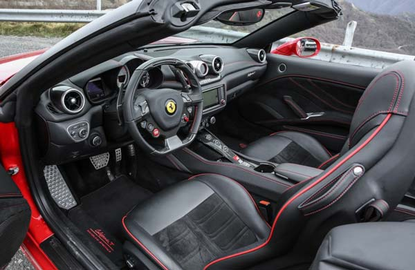 салон ferrari california 2019