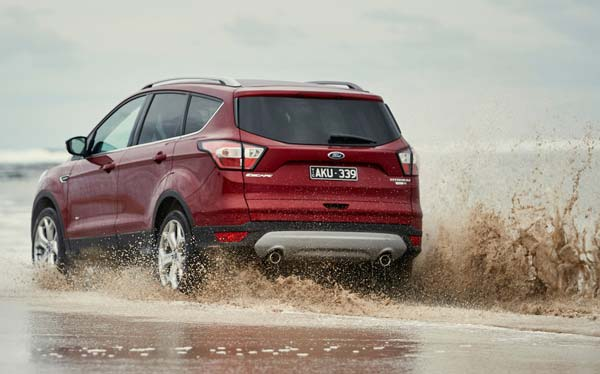 ford escape ii 2018