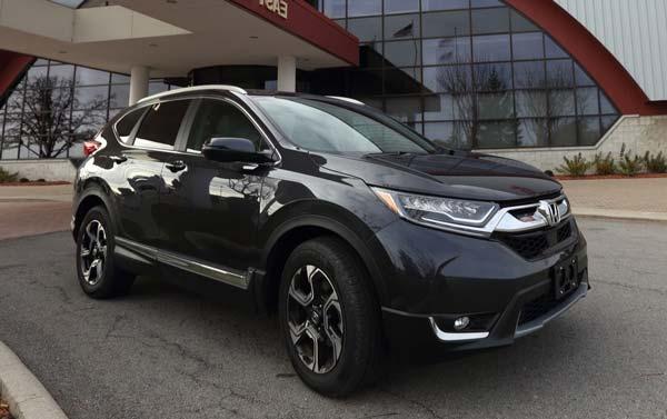 джип внедорожник хонда 2019
