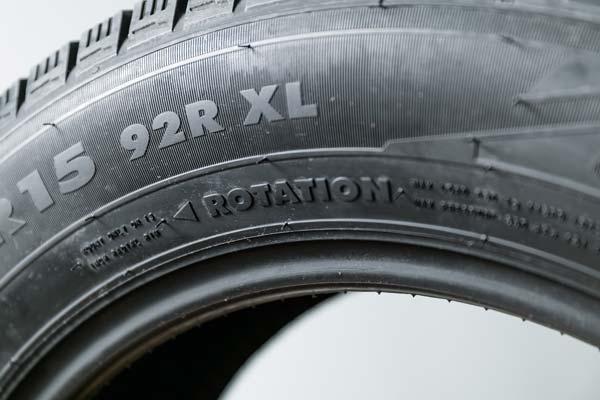 Что обозначает цифры на шинах машины