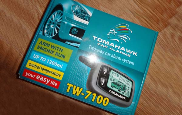 томагавк 7100