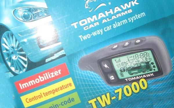 tomahawk tw 7000