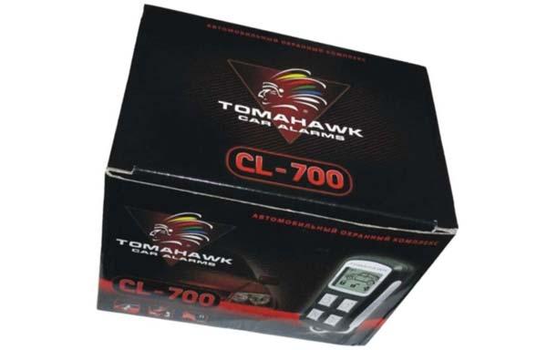 tomahawk cl 700
