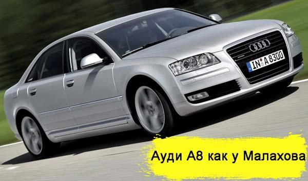ауди а8