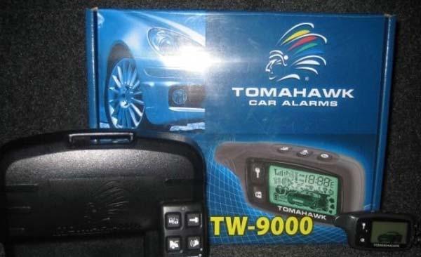 инструкция tomahawk tw 9000