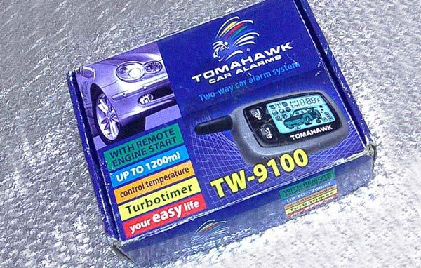 томагавк 9100