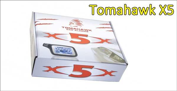 инструкция tomahawk x5