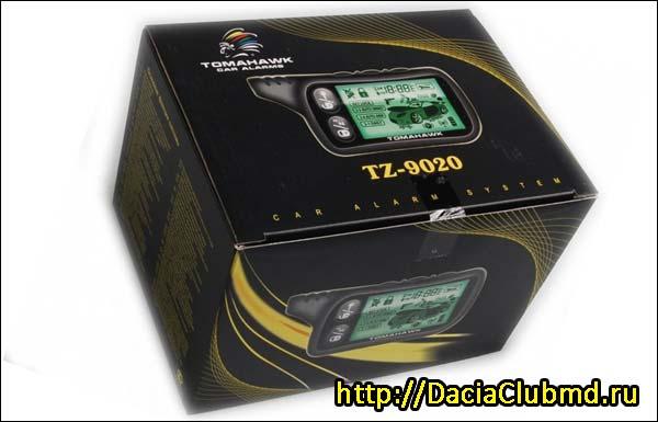 томагавк tz 9020