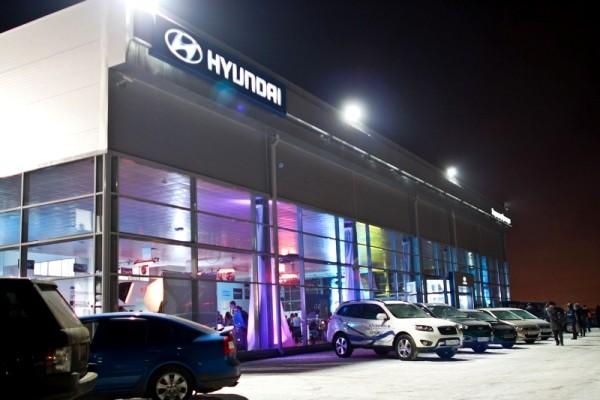 Коммерческие автомобили Hyundai официальный сайт