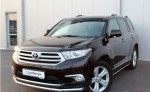 Toyota Highlander 2011 года за 1.27 млн руб