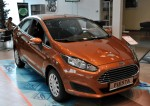 Ford Fiesta 1.6 MT 105 л.с. 2016 года за 605 тыс руб