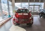 Hyundai Santa Fe 2016 года за 2.21 млн руб