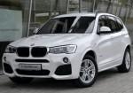 BMW X3 2016 года за 2.55 млн руб